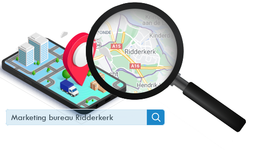 Online marketing bureau Ridderkerk | Kikmediazone